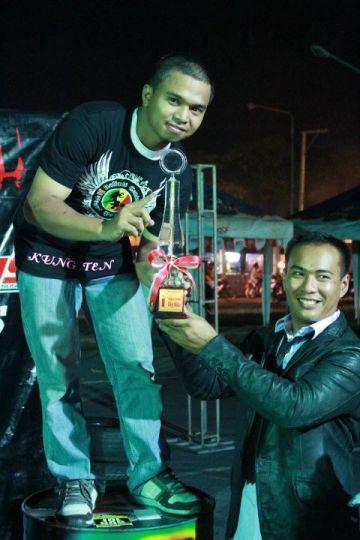 JUARA 1 THAILAND 2012